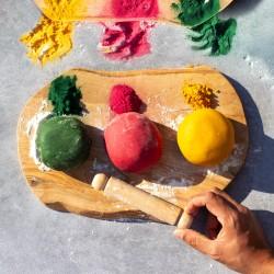 Rainbow Pasta Kids Cooking Kit