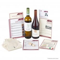 Vintage Screening Set Wine Hamper (2-4 People)