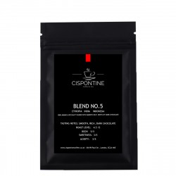A Rich Espresso Coffee Blend, Speciality Coffee - Blend No.5