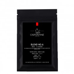 Easy Drinking Sweet Coffee Blend, Freshly Roasted - Blend No. 6