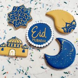 Eid/ Ramadan Personalised Biscuit Gift Set