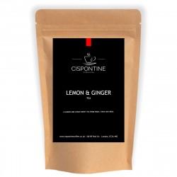Lemon & Ginger Exclusive Blend Tea 250g