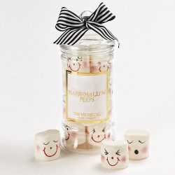 Marshmallow People Gift Jar