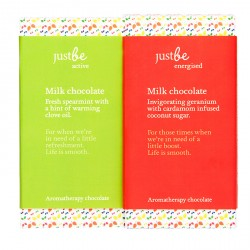Milk Aromatherapy Chocolate Collection (2 bars)