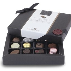 Superior Selection, 12 Assorted Chocolate Gift Box