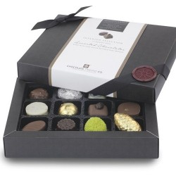 Superior Selection, 12 Mostly Milk Chocolate Gift Box