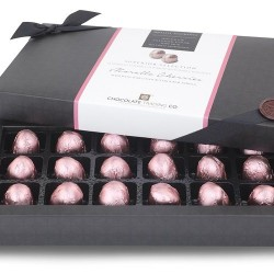 Superior Selection, 18 Cherries in Kirsch, Chocolate Gift Box