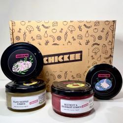Chickee's Selection - Hummus Dip Box