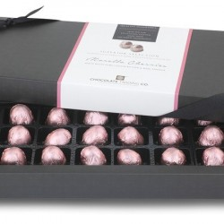 Superior Selection, 24 Cherries in Kirsch, Chocolate Gift Box