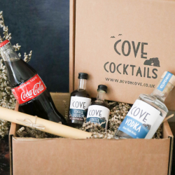 Cove Cocktails Black Russian Kit