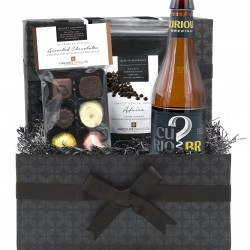 Chocolate and Beer Mini Gift Hamper