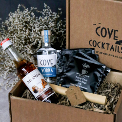 Cove Cocktails Caramel Iced Coffee Kit