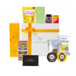 Luxury Gourmet Champagne Gift Box Hamper | 'Daddy's Trust Fund'