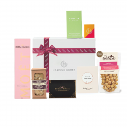 Champagne Gourmet Gift Box Hamper | 'Moët for Mums'