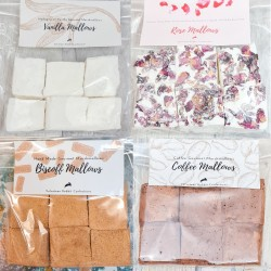 Gourmet Marshmallows Multi Flavour Pack (Halal) - Personalised Box Eid Exclusive