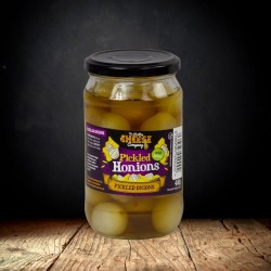 """""""Pickled Honions"""" Honey Infused Pickled Onions"""