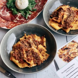 Date Night Meal Kit for 2- Pappardelle with Beef and Red Wine Ragu