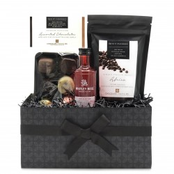 Assorted Chocolates & Raspberry Gin Mini Gift Hamper