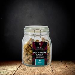 Salt & Vinegar Scratchings Gift Jar (250g)