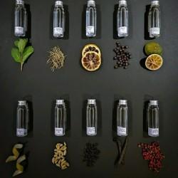 History Of Gin (Gin Tasting Set of 10)