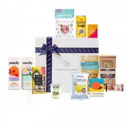 Vegan Alcohol Free Snacking Gift Box Hamper | 'Trail Grazers'