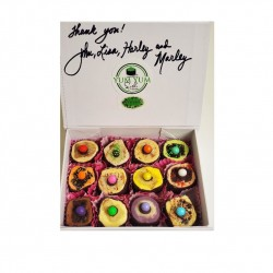 12 Piece Vegan Treat Selection Gift Box