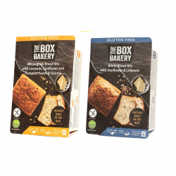 Gluten Free Bake in the Box Bread Mixes (5 pack)