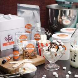 S'mores Ice Cream Kit