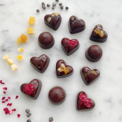 The Fruity Chocolate Box   Plant-Based   Vegan   Handcrafted