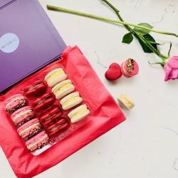 Vegan Macaron Lovers Collection | 12 Macarons