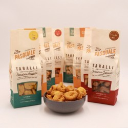 Italian Taralli Four Pack