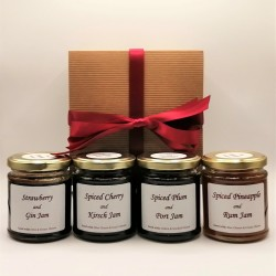 The Boozy Jam Collection Gift Box