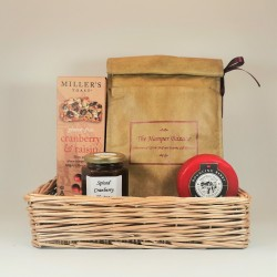 Gluten Free Cheese and Biscuits Gift Hamper - Mini