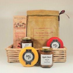 Gluten Free Cheese and Biscuits Gift Hamper - Midi