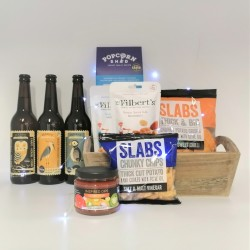 Cider Night In Gift Hamper - Supersize