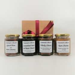 The Boozy Chutney Collection Gift Box