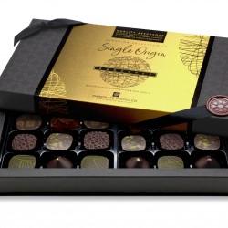 Superior Selection, 18 Single Origin Chocolate Ganaches Gift Box