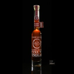 Strawberry and Raspberry Wine Vinegar