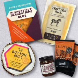 Butlers Farmhouse Cheeses, Showstopper Trio - Letterbox Gift