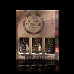 Wine Vinegar Selection Gift Box - Winter Flavours