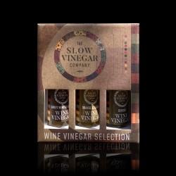 Wine Vinegar Selection Gift Box