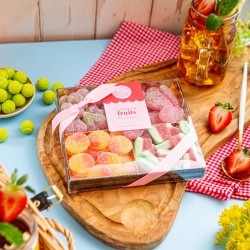 Summer Fruits Sweet Selection Set