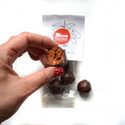 Micro Energy - Vegan Baobab & Orange - Energy Balls