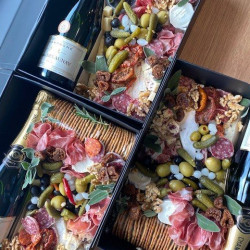 Autumn Cheese and Ambience Hamper