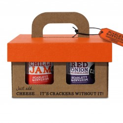 Condiments for Cheese Gift Box