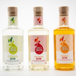 Aromatic Craft Gin Collection Pack of 3 Gins