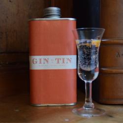 Orange Peel, Nutmeg & Allspice Gin No.1