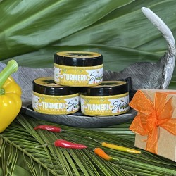Turmeric Spiced Coconut Cooking Oil