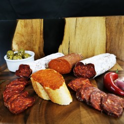 Manx Charcuterie Spicy Selection