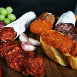 Manx Charcuterie All Star Selection